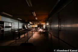 Abandoned Industrial Kitchen