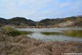Abandoned Sunken Salt Evaporation Pond