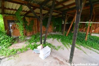 Abandoned Nursery Shed