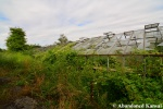 Damaged Abandoned Greenhouse