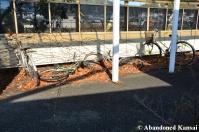 Abandoned Bike Stand
