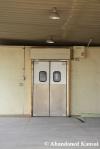 Abandoned Factory Door
