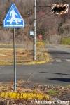 Abandoned Japanese TrafficSign