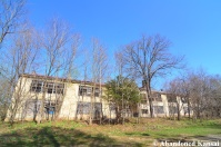 Abandoned Mining Town School