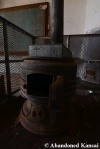 Abandoned School CoalOven