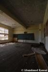 Abandoned School WoodenFloor