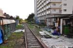 Abandoned Inner City RailroadTracks